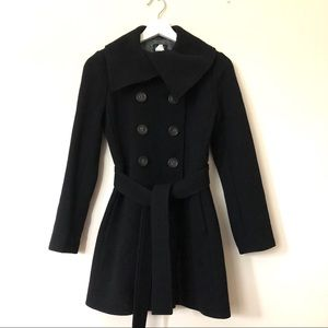 J. Crew Wool Double Breasted Pea Coat